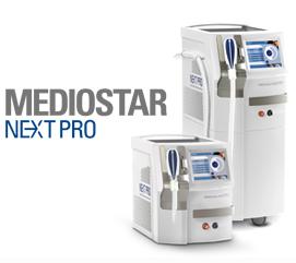 最新の脱毛器「メディオスターnextpro」のイメージ画像